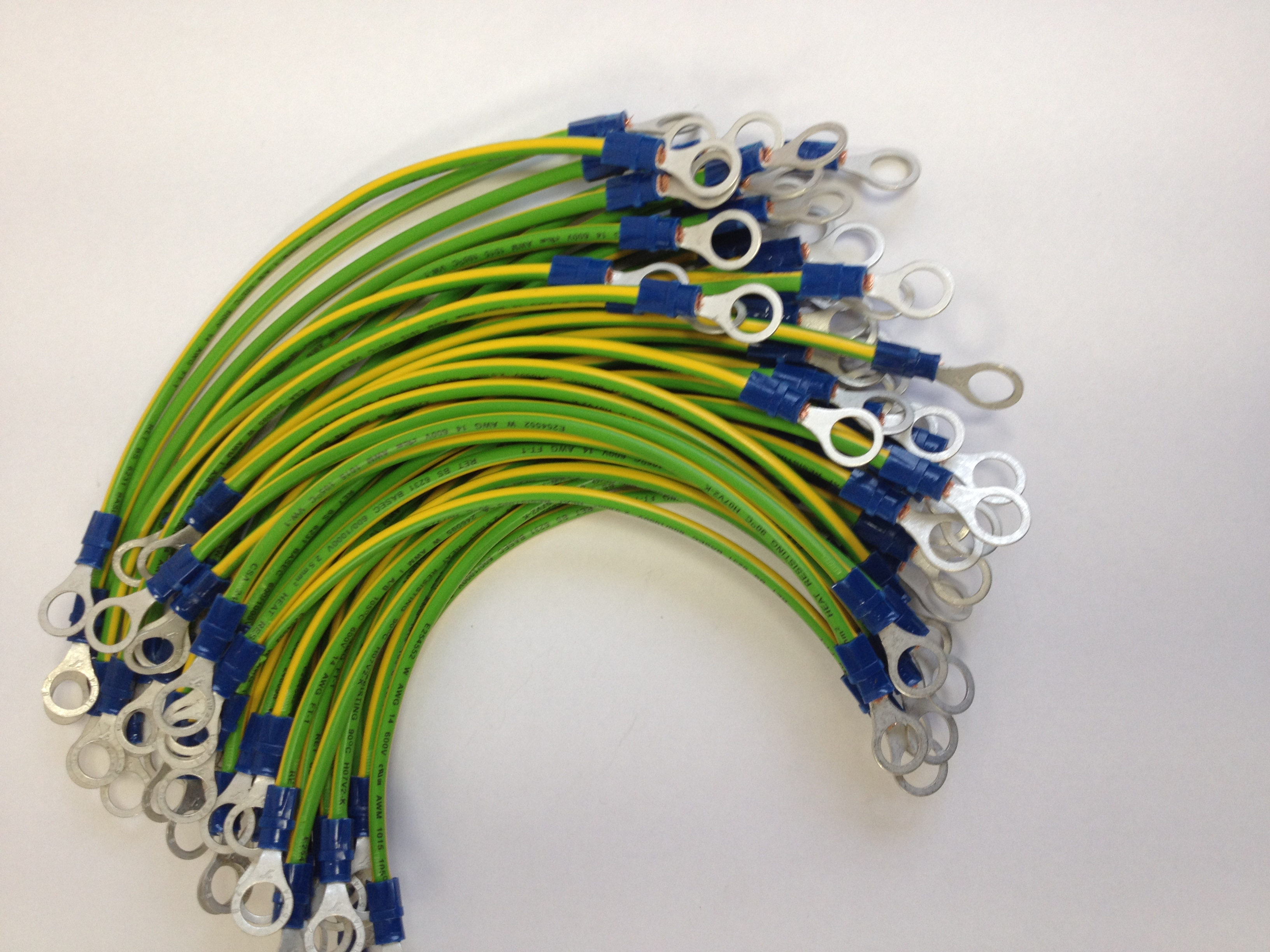 Custom Cable Manufacture Complete Connections Wiring Harness Uk We Data Audio Electrical Epos Cables As Well Looms For Multiple Applications